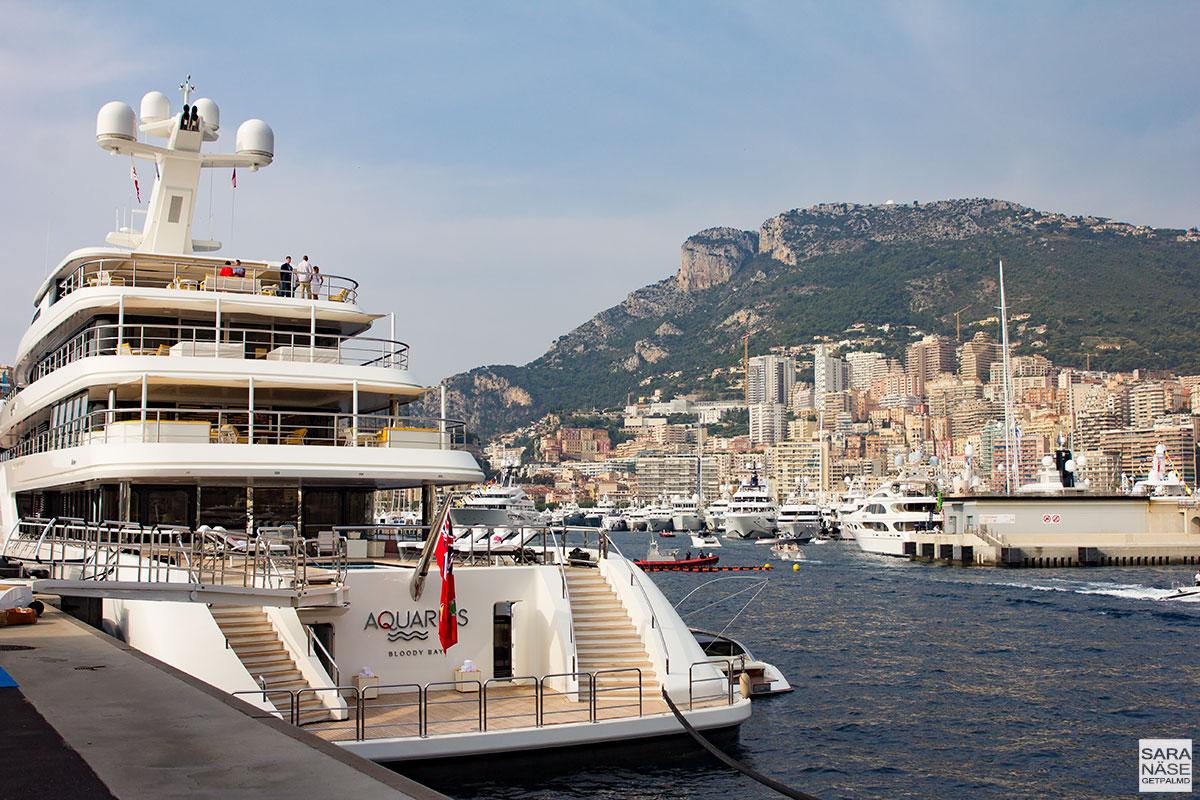 Monaco Yacht Show 2017 Cars Amp Coffee Tenders Amp Toys Car Deck