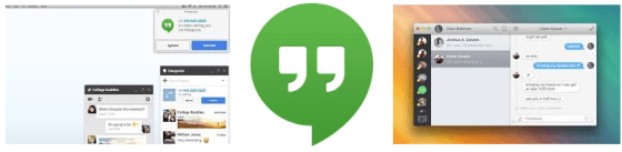 Google hangout download for pc
