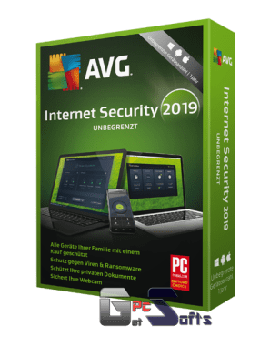 AVG Internet Security 2019 license key