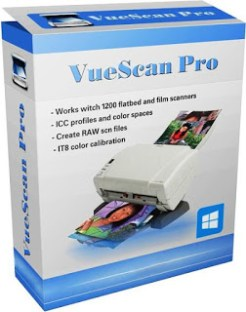 VueScan Pro 9 With Keygen + Patch Free Download