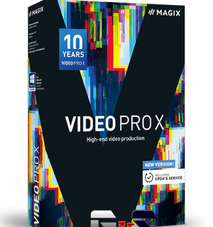 magix video pro x crack download