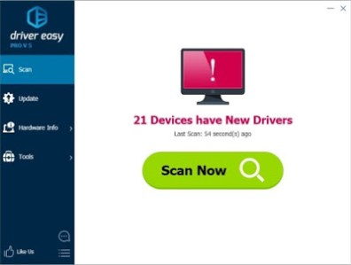 driver easy licence key