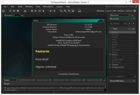 تنزيل GameMaker Studio Ultimate Crack مجانًا
