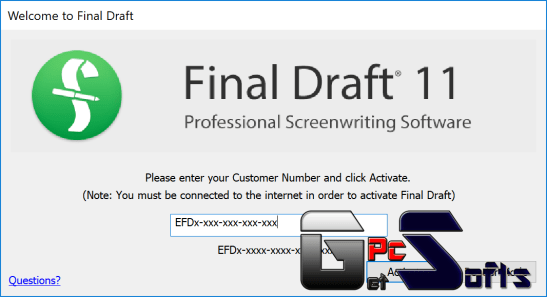 final draft cracked free download