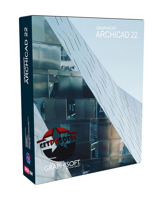 GraphiSoft ARCHICAD 22 Build 5003 + Crack Download