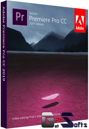 Adobe Premiere Pro CC 2019 With Crack Free Download