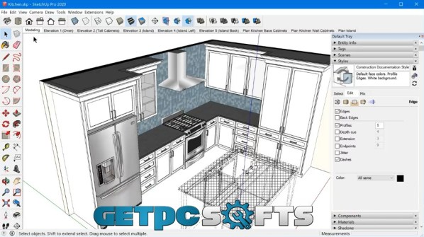 sketchup pro 2020 crack free download