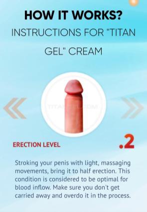 How to Use Titan Gel