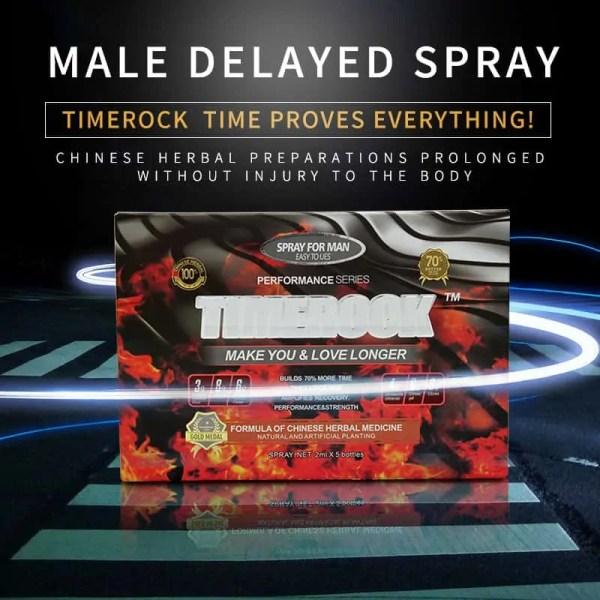Time Rock delay