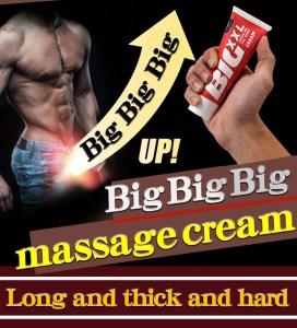 Mr big dick cream