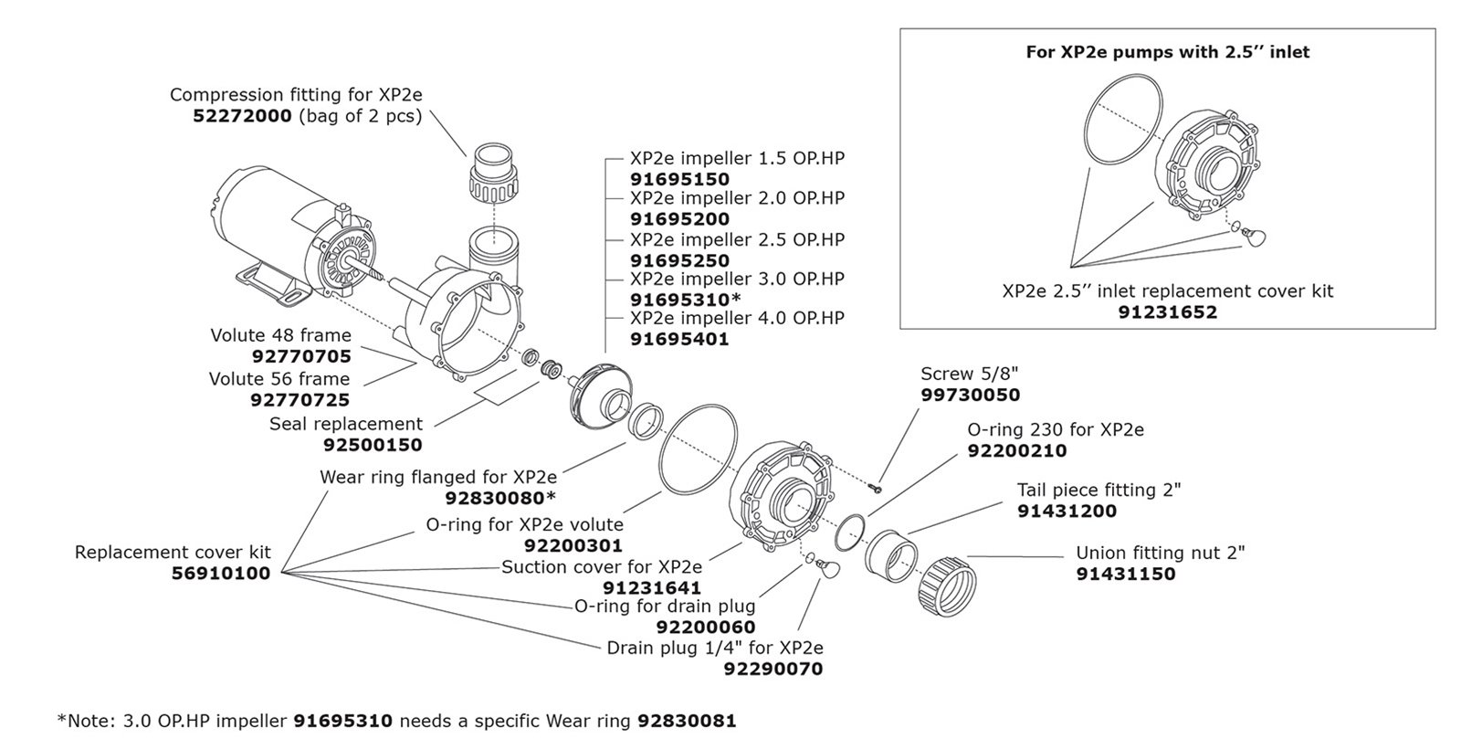 Spa Hydro Quip Wiring Diagram