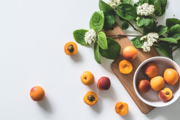 apricot background berry 1028599 - Developing Positive Mental Health - What It Means & How To Do It