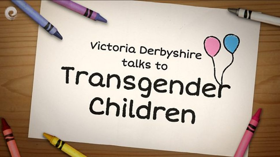Victoria Derbyshire's documentary on the BBC only served to exclude non-binary gender identities. Credits: BBC