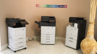 getsims samsung copiers demo room