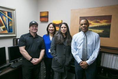 welcome service team open house sims business systems