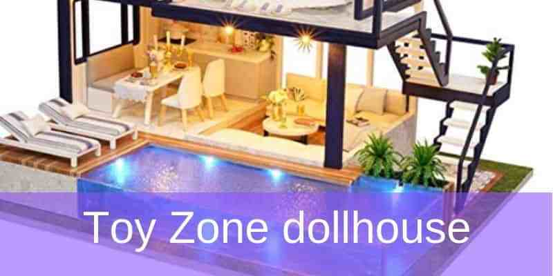 Toy Zone dollhouse