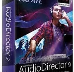 CyberLink AudioDirector Ultra Crack