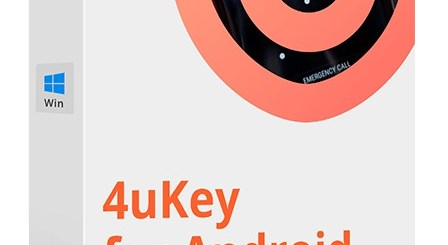 Tenorshare 4uKey for Android Crack Key