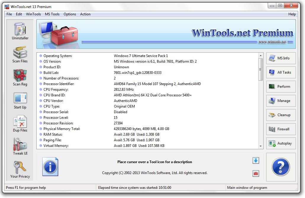 WinTools.net Crack