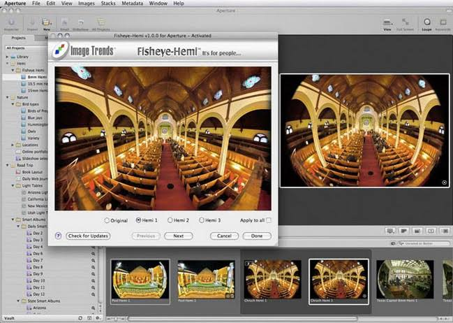 Imadio Fisheye-Hemi Photoshop Plug-In Crack Serial Key