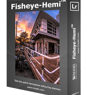 Imadio Fisheye-Hemi Photoshop Plug-In Patch
