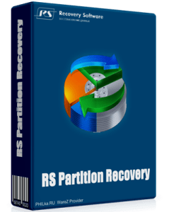 RS Partition Recovery Crack