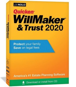 Quicken WillMaker & Trust 2020 Crack