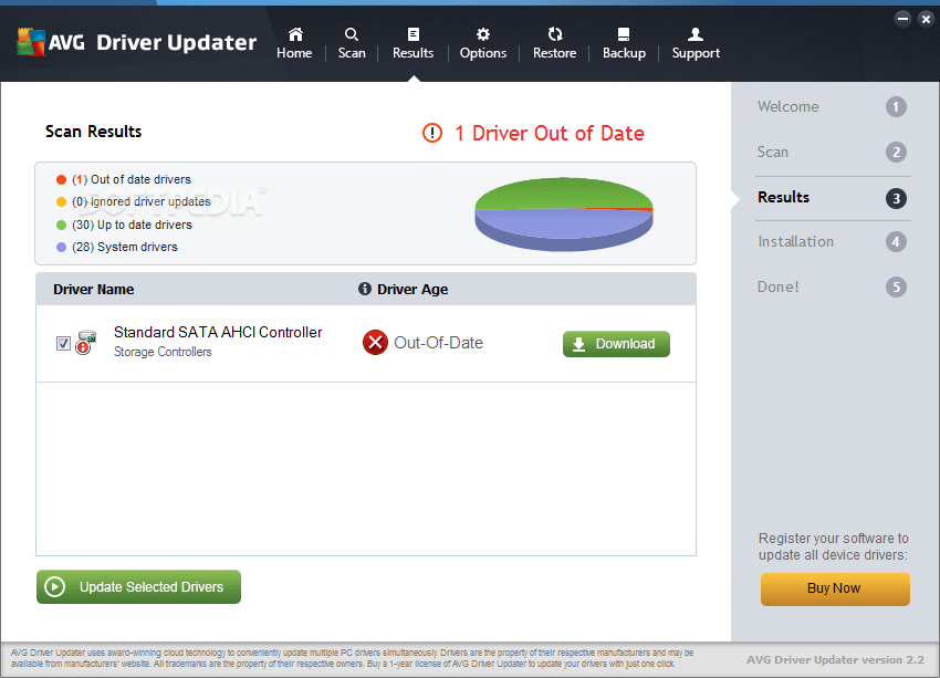 AVG Driver Updater Crack Serial Key