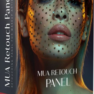 MUA Retouch Panel for Adobe Photoshop Crack