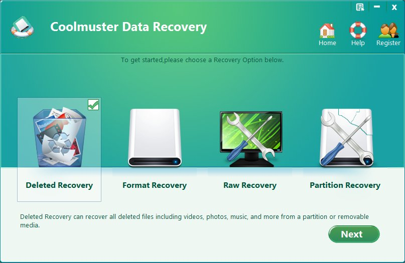 Coolmuster Data Recovery Crack Serial Key
