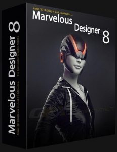 Marvelous Designer Personal Crack