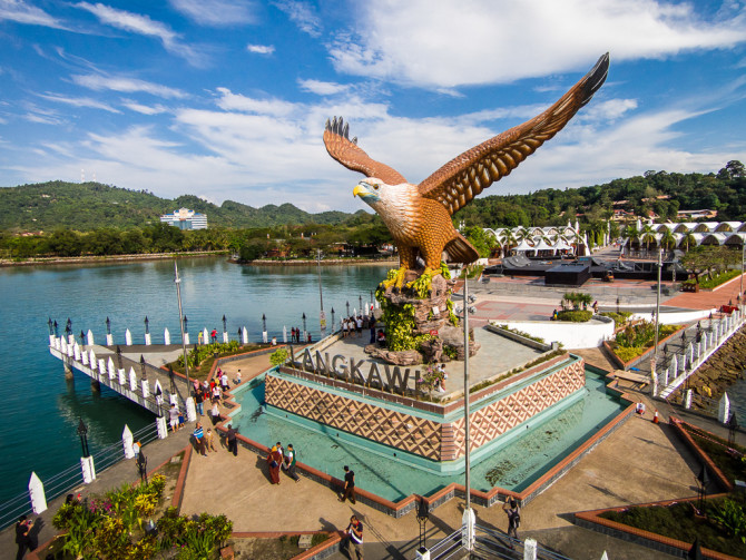 Langkawi Wonderful Island In Malaysia Gets Ready