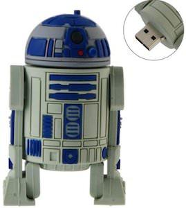Star Wars R2-D2 USB thumb drive