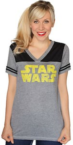 Star Wars women's logo t-shirt