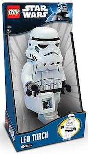 Stormtrooper Action Figure Flashlight from LEGO