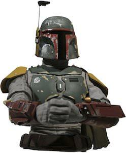 Star Wars Boba Fett money bank