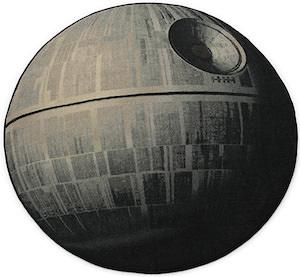 Star Wars Death Star Rug
