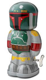 Star Wars Boba Fett wind up toy