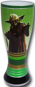 Star Wars Yoda Glass