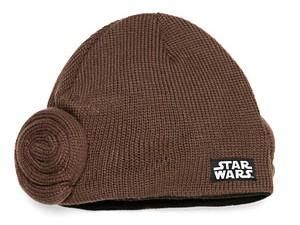Star Wars Princess Leia Beanie Hat
