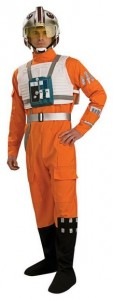 Star Wars X-Wing Fighter Pilot Costume