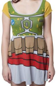 Boba Fett Comfy Dress