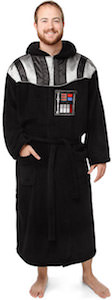 Star Wars Darth Vader costume bath robe