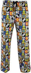 Star Wars Stormtrooper And Logo's Pajama Pants