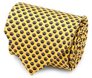 Yellow Rebel Neck Tie