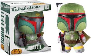 Star Wars Funko Fabrikations Boba Fett Plush