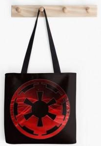 Star Wars Galactic Empire Logo Tote Bag