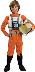 Star Wars Kids X-Wing Pilot Halloween Costume