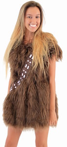 Star Wars Chewbacca Halloween Costume Dress