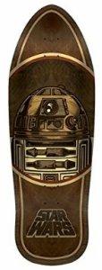R2-D2 Santa Cruz Skateboard Deck